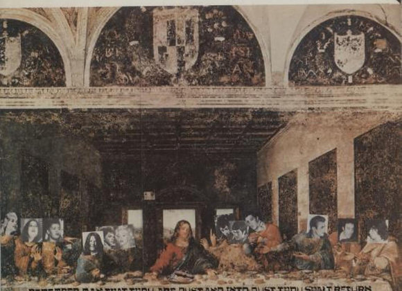 The Bollock Brothers – The Last Supper