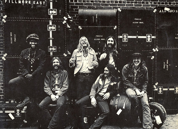 The Allman Brothers Band – The Allman Brothers Band At Fillmore East