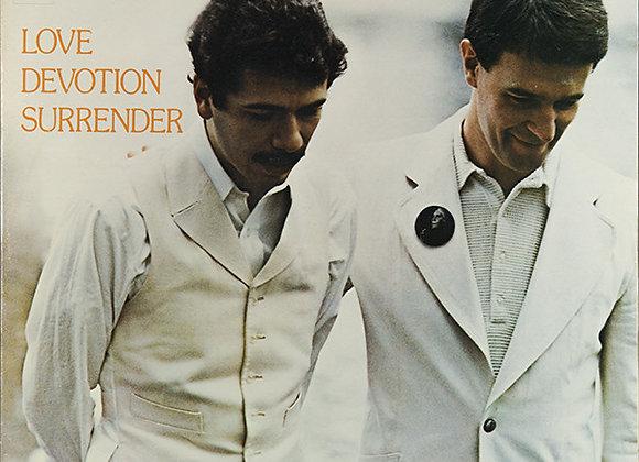 Carlos Santana / Mahavishnu John McLaughlin – Love Devotion Surrender