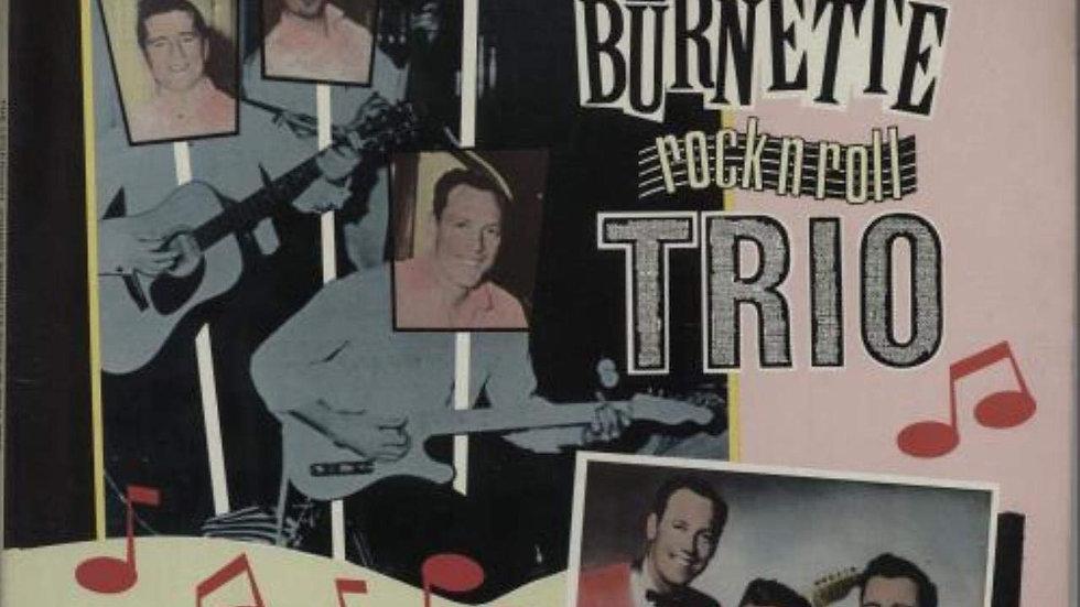 The Legendary Johnny Burnette Rock N Roll Trio