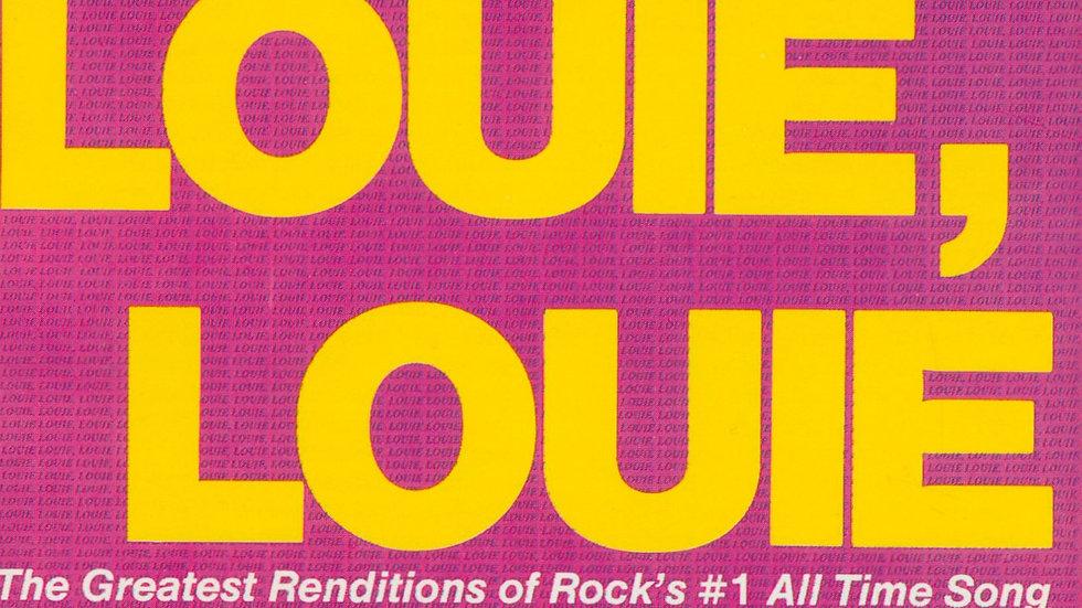 Various – The Best Of Louie, Louie