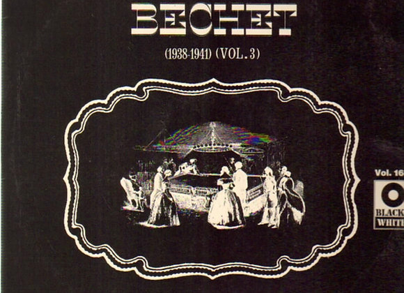 Sidney Bechet – Sidney Bechet (1938-1941) Vol. 3