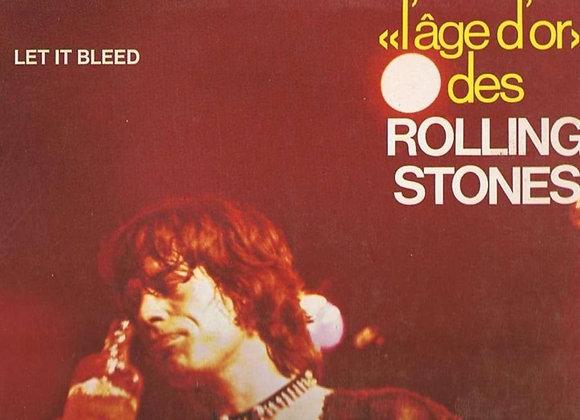 The Rolling Stones – «L'âge D'or» Des Rolling Stones - Vol 10 - Let It Bleed