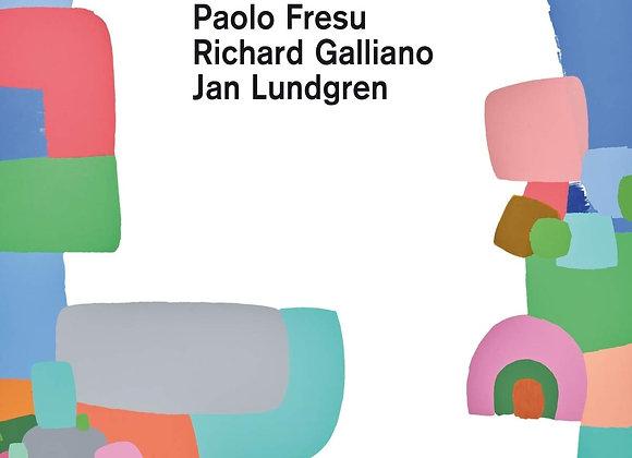 Mare Nostrum III - Paolo Fresu, Richard Galliano, Jan Lundgren