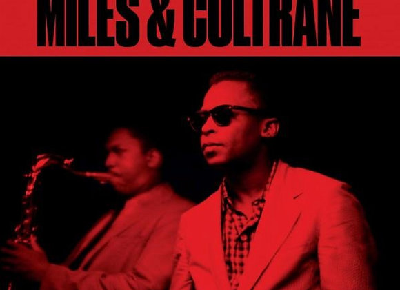 Miles Davis . John Coltrane - Miles & Coltrane