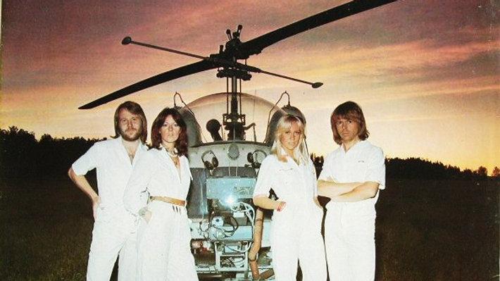 ABBA // Arrival