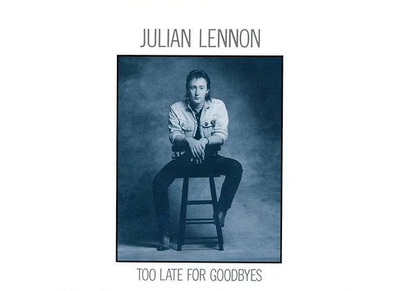 Julian Lennon – Too Late For Goodbyes