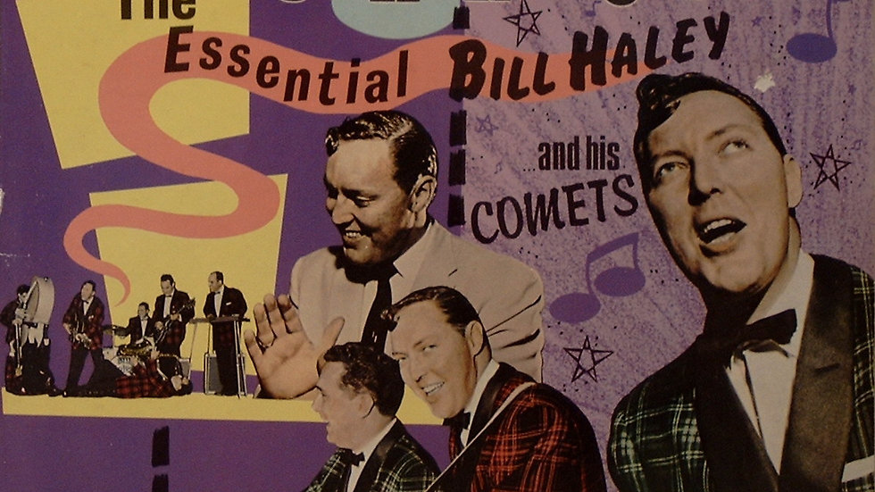 Bill Haley And His Comets ‎– Mr. Rockin' Rollin'