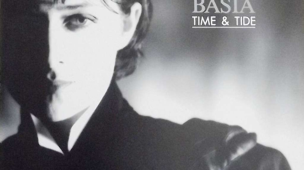 Basia ‎– Time And Tide