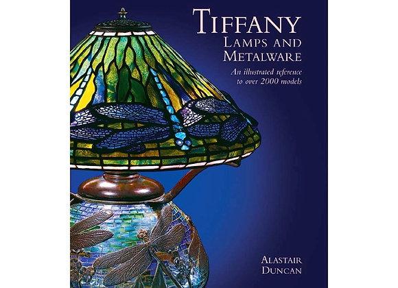 Alastair Duncan - Tiffany Lamps and Metalware