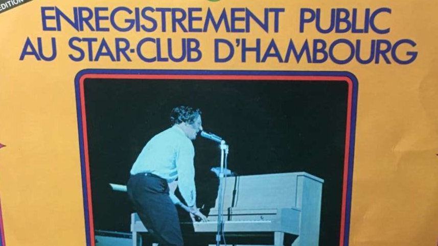 Jerry Lee Lewis – Enregistrement Public Au Star-Club D'Hambourg