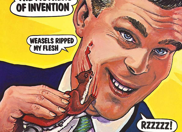The Mothers Of Invention – Weasels Ripped My Flesh