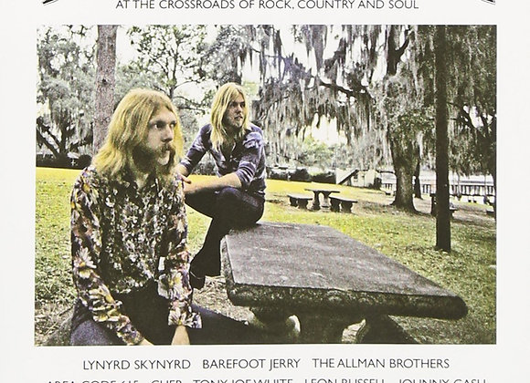 Delta Swamp Rock (Sounds From The South: At The Crossroads Of Rock, C