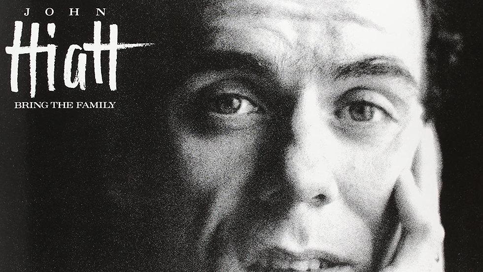 John Hiatt – Bring The Family