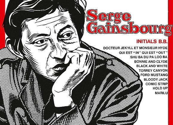 Serge Gainsbourg - Initials BB