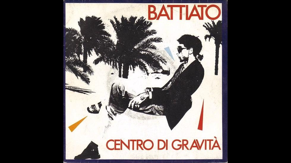 Battiato – Centro Di Gravità