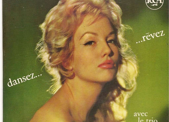 Lou Bennett Trio – Dansez Et Rêvez Avec Le Trio Lou Bennett