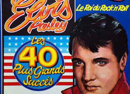Elvis Presley – Les 40 Plus Grands Succès