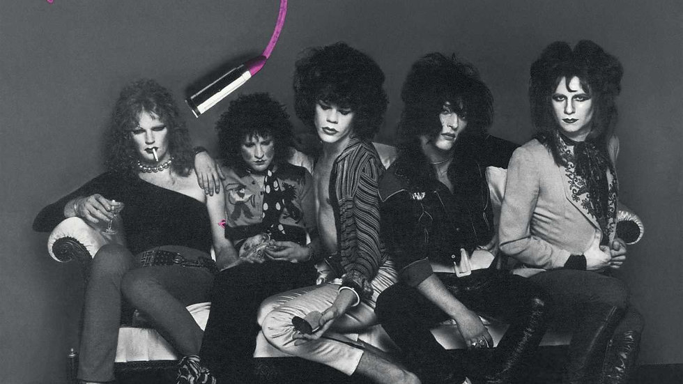 New York Dolls ‎– New York Dolls
