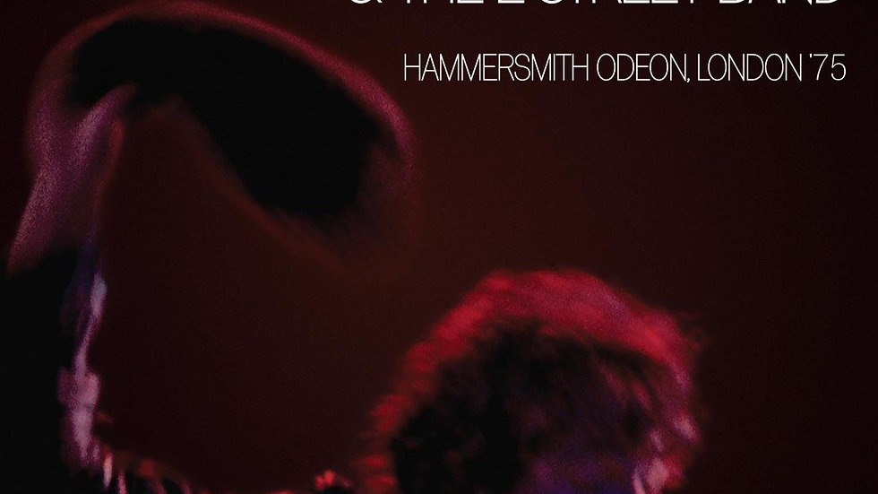 Bruce Springsteen & The E Street Band – Hammersmith Odeon, London '75