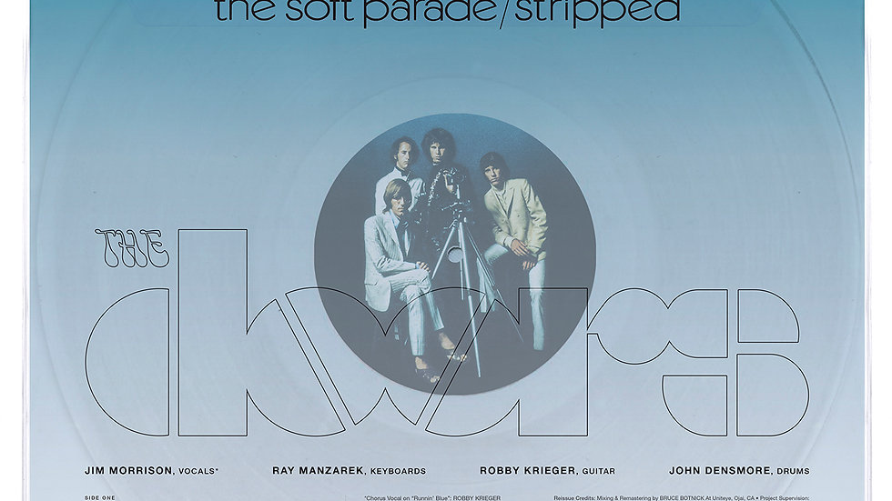 The Doors - The soft parade / Stripped