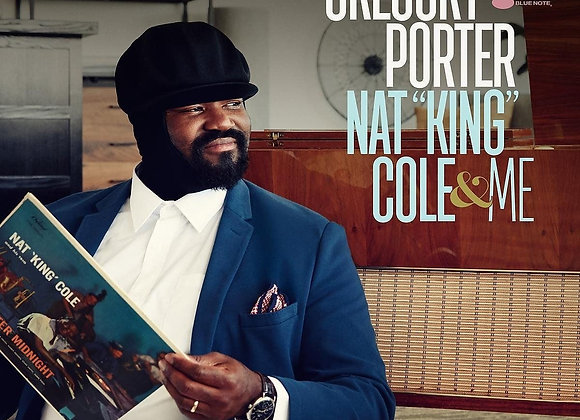 """Gregory Porter - Nat """"King"""" Cole Me"""