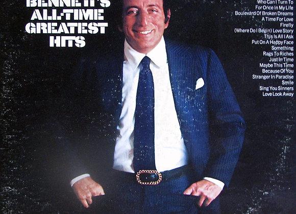 Tony Bennett's All Time Gratest Hits