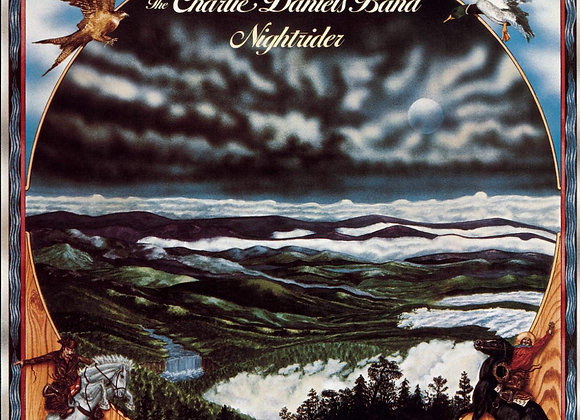 The Charlie Daniels Band – Nightrider