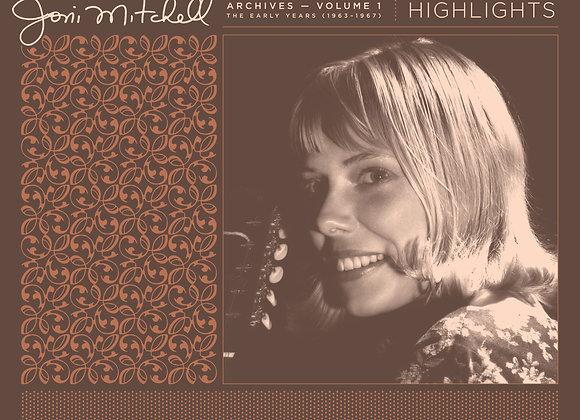 Joni Mitchell - Archives Volume 1 - Highlights