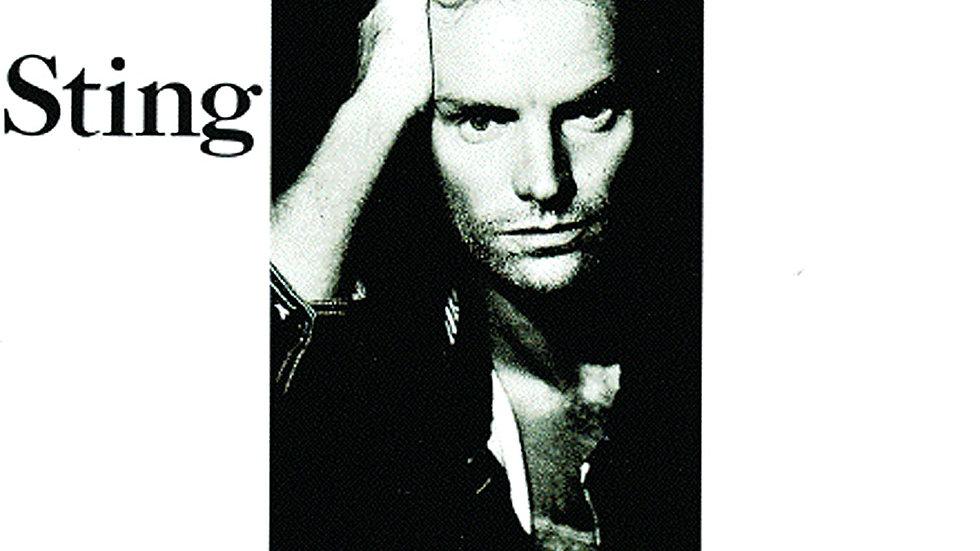 ...Nothing Like The Sun (Vinyl, LP, Album) pochette d'album Plus D'Images  Sting