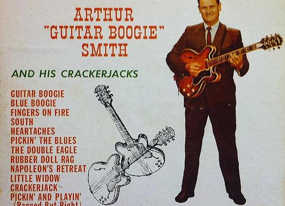 "Arthur ""Guitar Boogie"" Smith And His Crackerjacks – Mister Guitar"