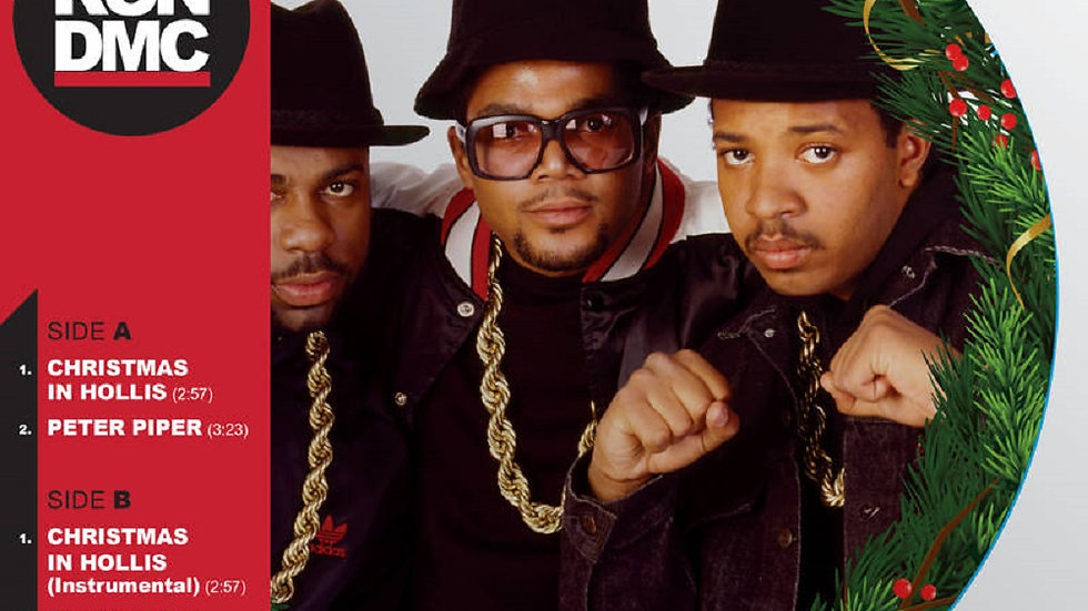 Run DMC - Christmas In Hollis/Peter Piper