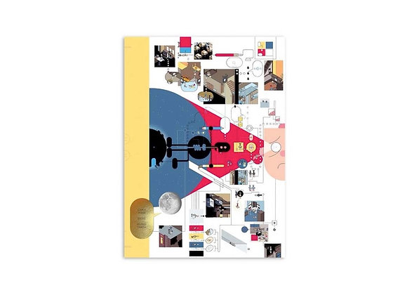 Monograph by Chris Ware (New Ed)