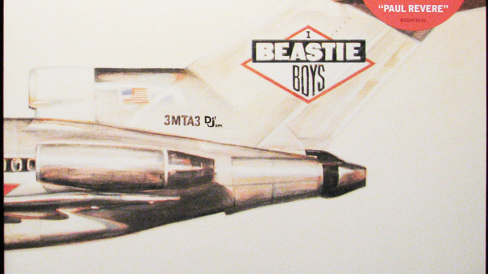 Beastie Boys - I - 30th Anniversary Iconic First Album