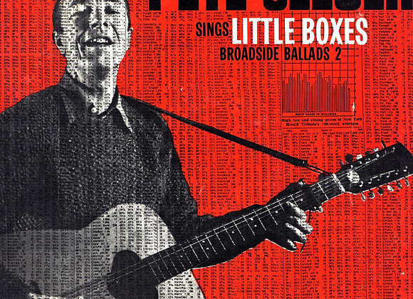 Pete Seeger – Broadside Ballads Vol. 2