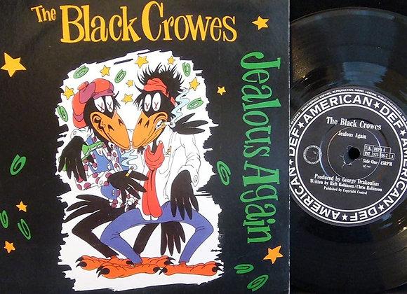 The Black Crownes - Jealous Again