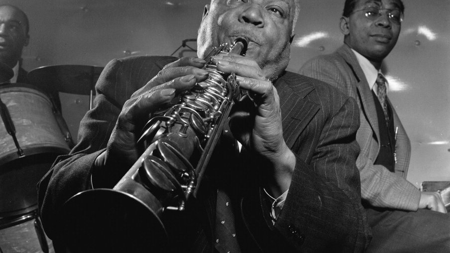 Sidney Bechet With Louis Armstrong, Trixie Smith, Noble Sissle's Swingsters* ‎–
