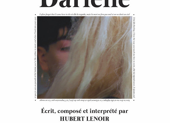 Hubert Lenoir – Darlène