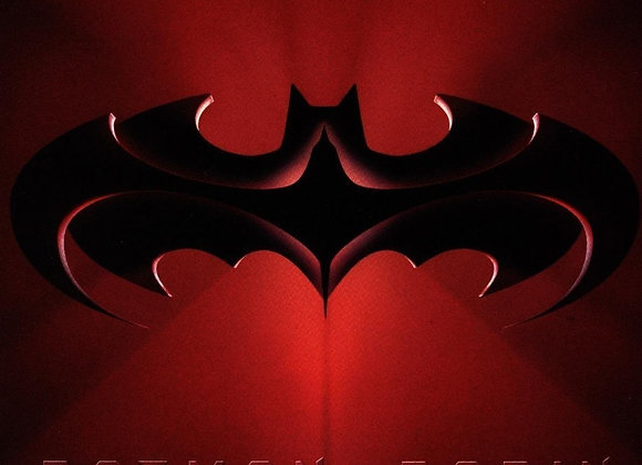 """Batman & Robin - Music from and inspired by the """"Batman & Robin"""" Motion Picture"""