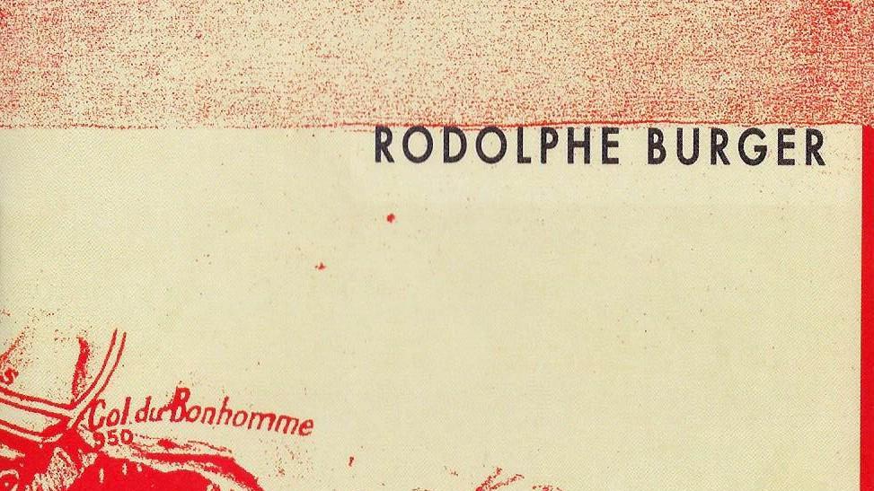 Rodolpe Burger - Environs