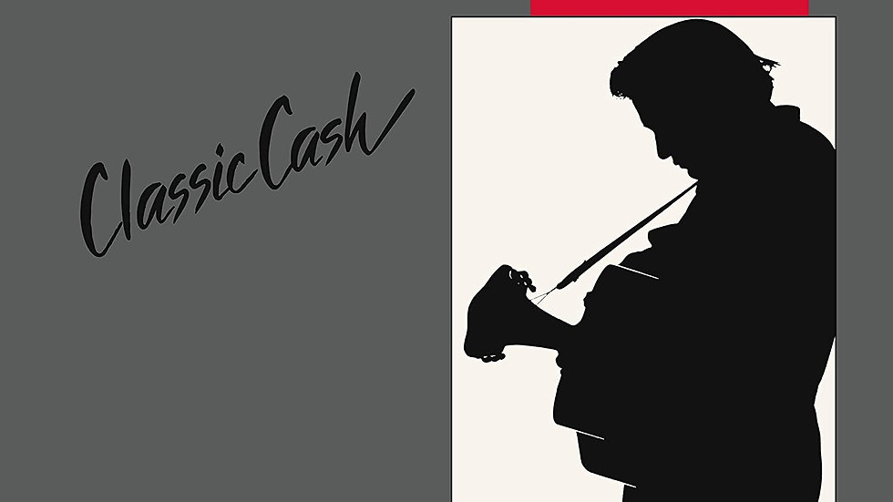 Johnny Cash ‎– Classic Cash