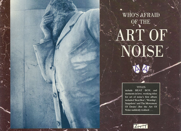 The Art Of Noise – (Who's Afraid Of?)