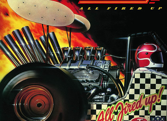 Fastway – All Fired Up!