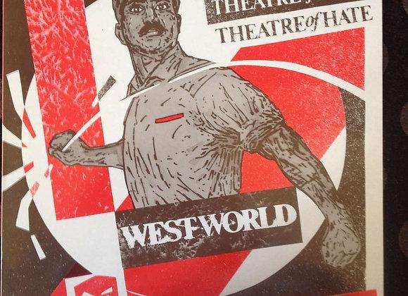 Westworld (Vinyl, LP, Album) pochette d'album Plus D'Images  Theatre Of Hate –