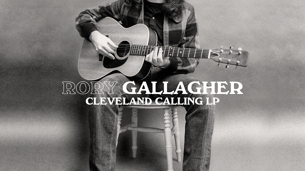 Rory Gallagher - Cleveland Calling