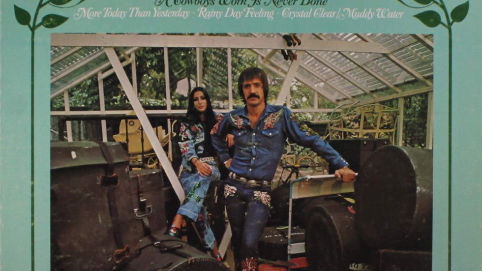 Sonny & Cher – All I Ever Need Is You