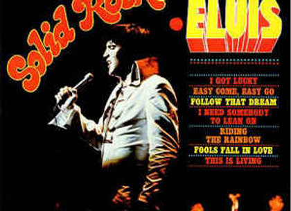Plus D'Images  Elvis Presley – Solid Rocks