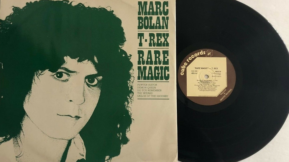 Marc Bolan / T. Rex ‎– Rare Magic