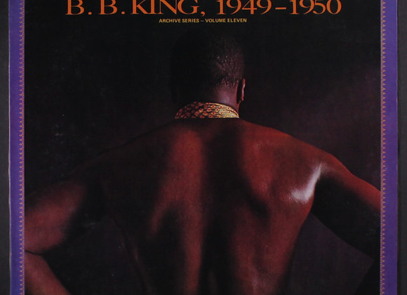 B.B. King - B.B. King, 1949-1950
