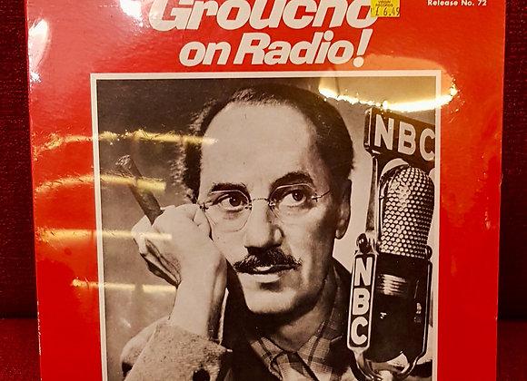 Groucho Marx - Groucho on Radio!